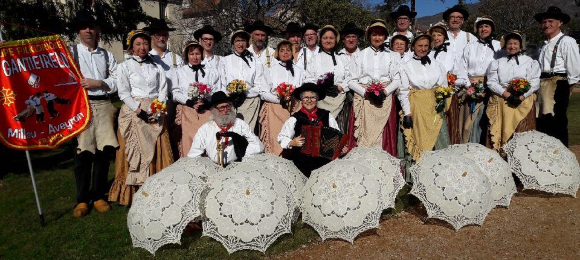 Lo Gantieirelo | Groupe de danse Folklorique